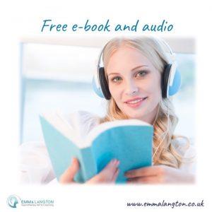 Free e-book & audio