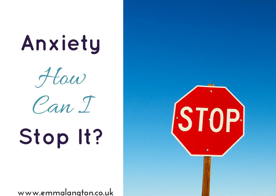 Natural Way Stop Anxiety