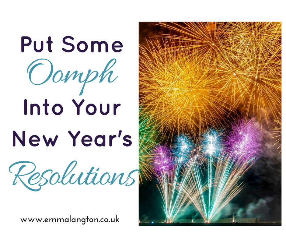 oomph-into-resolutions
