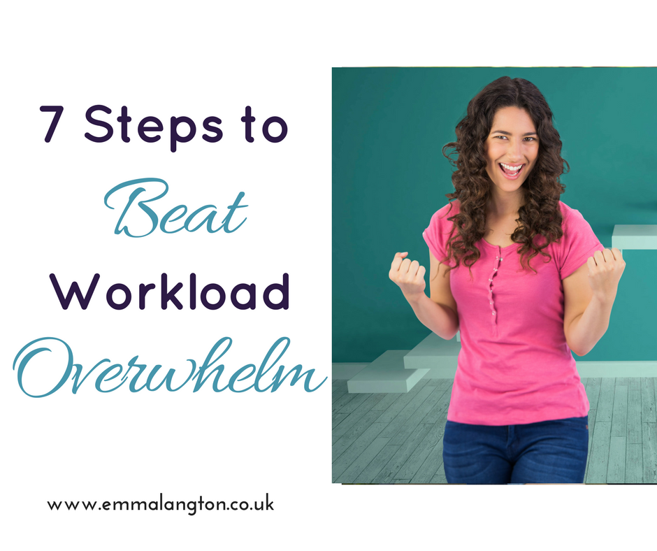 7 Sets to Beat Overwhelm